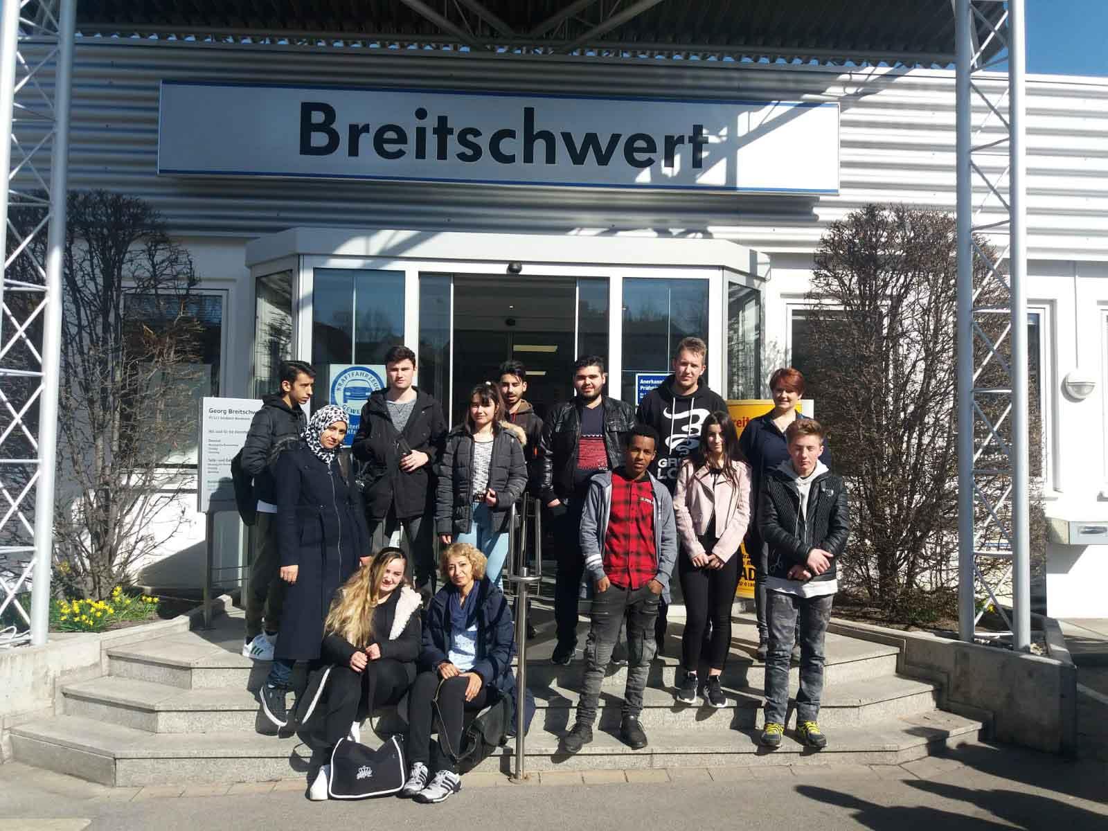 Bik Staatliches Berufliches Schulzentrum Ansbach Triesdorf